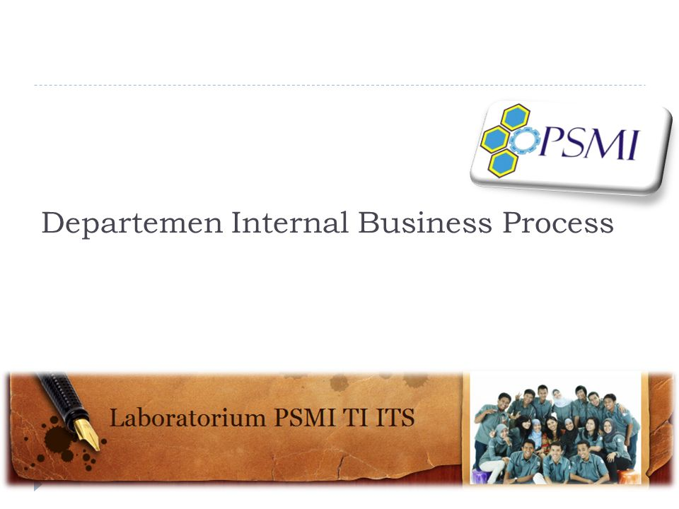 Departemen Internal Business Process