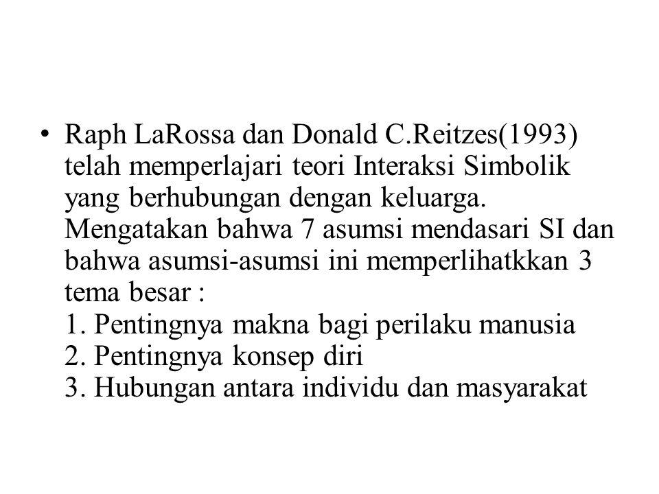 Raph LaRossa dan Donald C