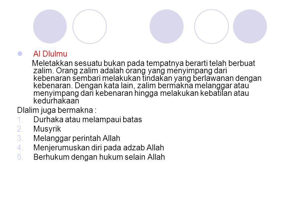 Al Dlulmu