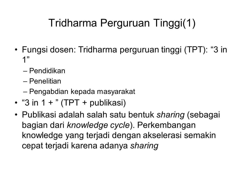 Tridharma Perguruan Tinggi(1)