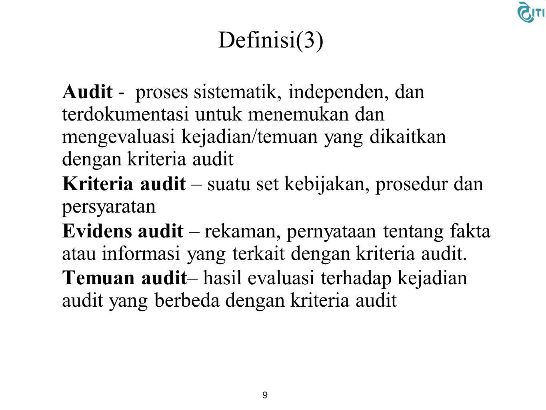 Definisi(3)