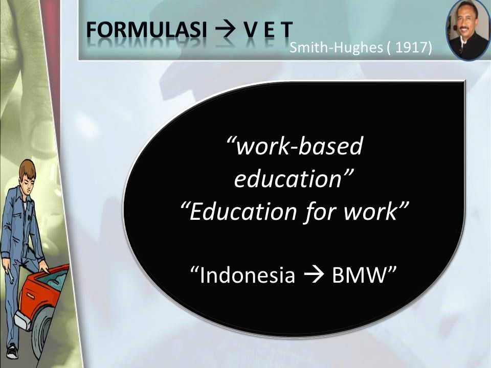 work-based education