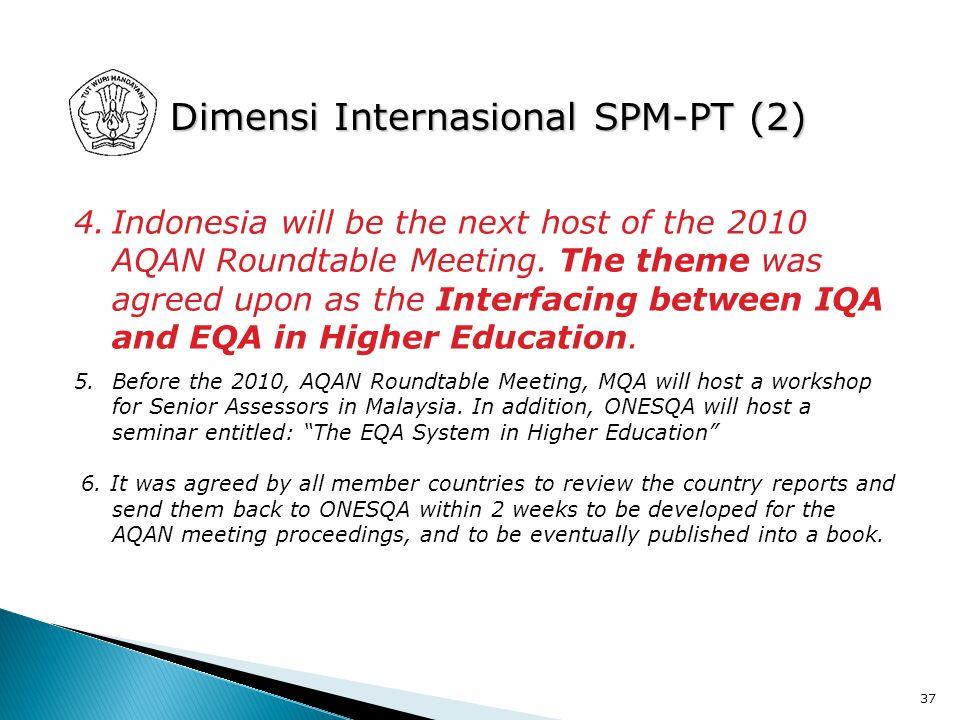 Dimensi Internasional SPM-PT (2)