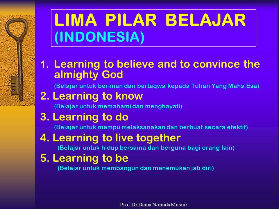 LIMA PILAR BELAJAR (INDONESIA)