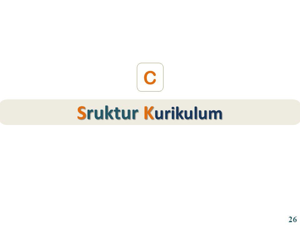 C Sruktur Kurikulum 26