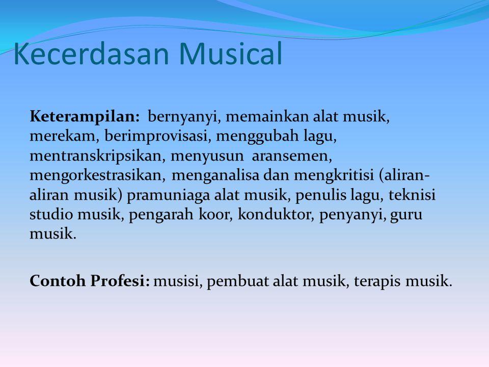 Kecerdasan Musical