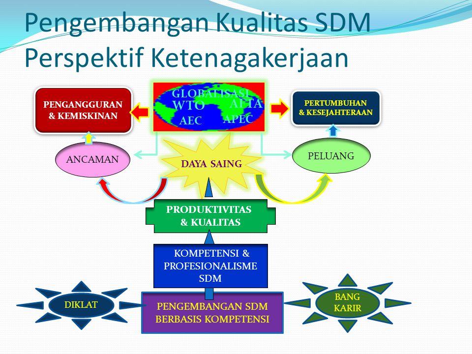 Pengembangan Kualitas SDM Perspektif Ketenagakerjaan