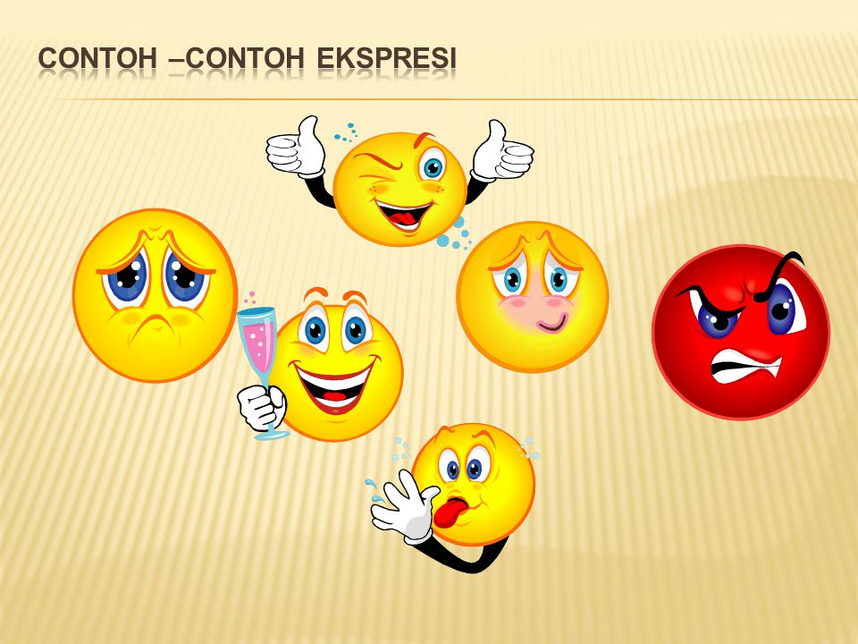 Contoh –contoh ekspresi