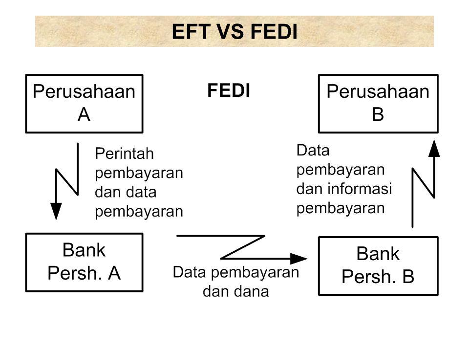 EFT VS FEDI