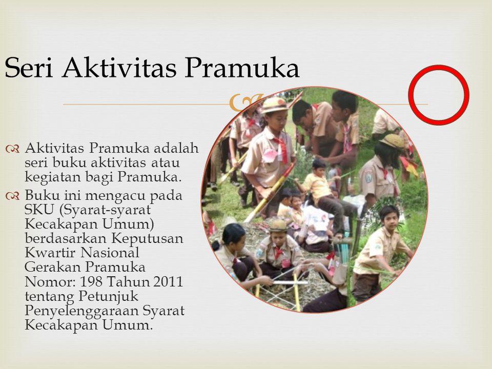 Seri Aktivitas Pramuka
