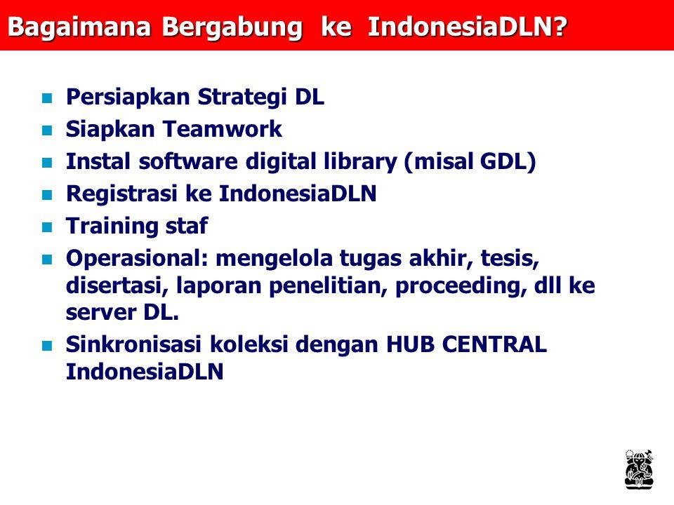 Bagaimana Bergabung ke IndonesiaDLN