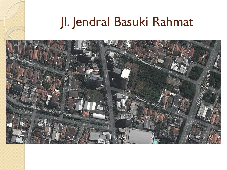 Jl. Jendral Basuki Rahmat