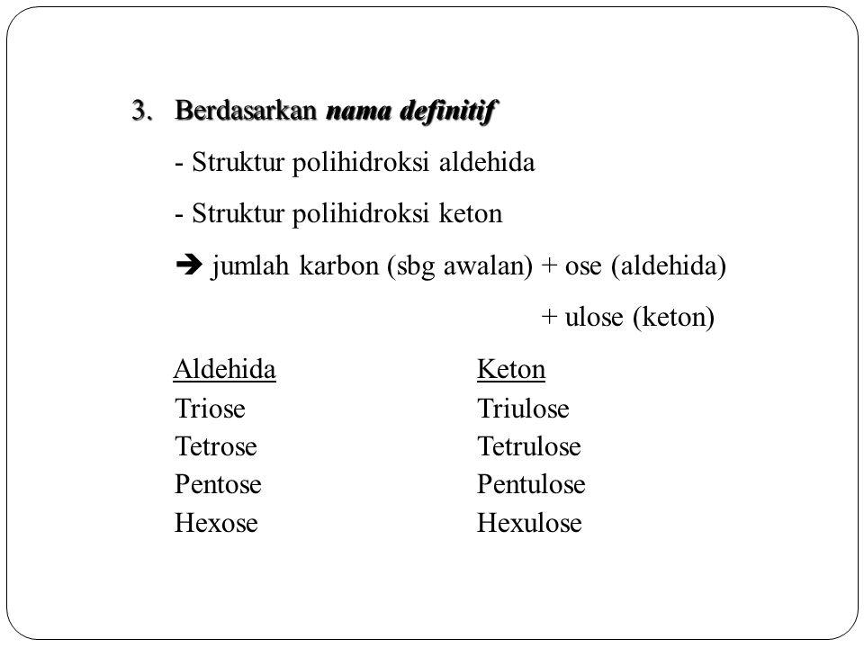 Berdasarkan nama definitif