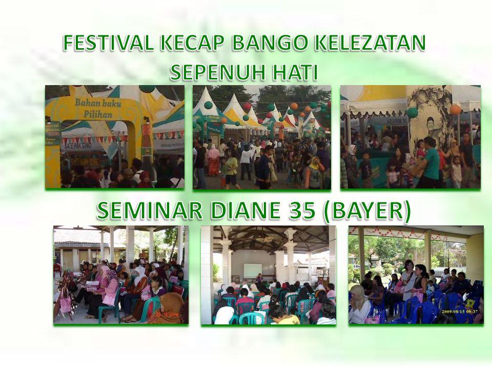 FESTIVAL KECAP BANGO KELEZATAN SEPENUH HATI