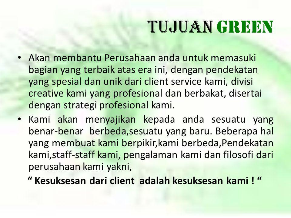 TUJUAN GREEN