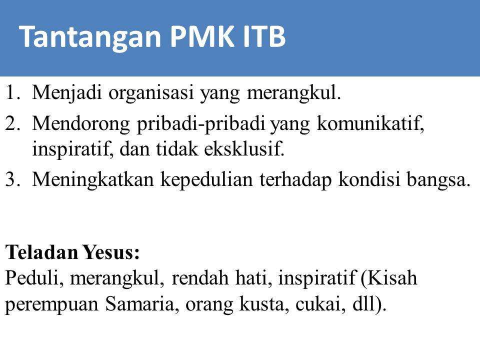 Tantangan PMK ITB Menjadi organisasi yang merangkul.