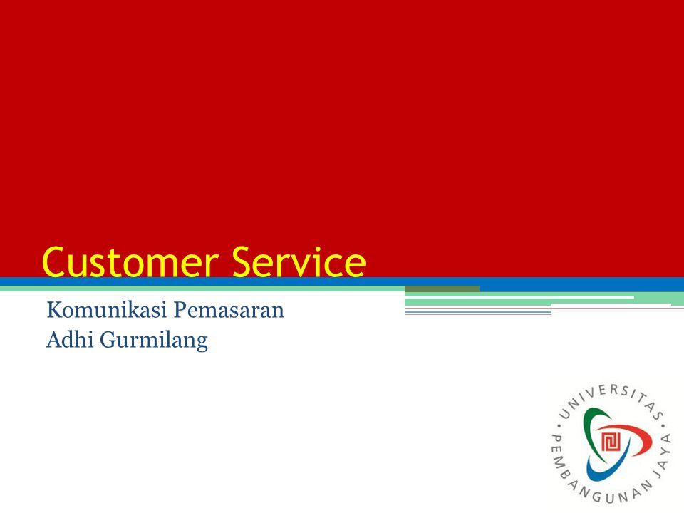 Komunikasi Pemasaran Adhi Gurmilang