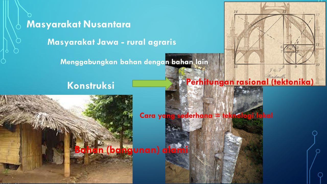 Bahan (bangunan) alami