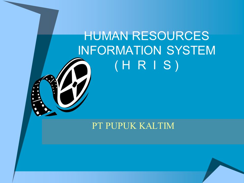 HUMAN RESOURCES INFORMATION SYSTEM ( H R I S )