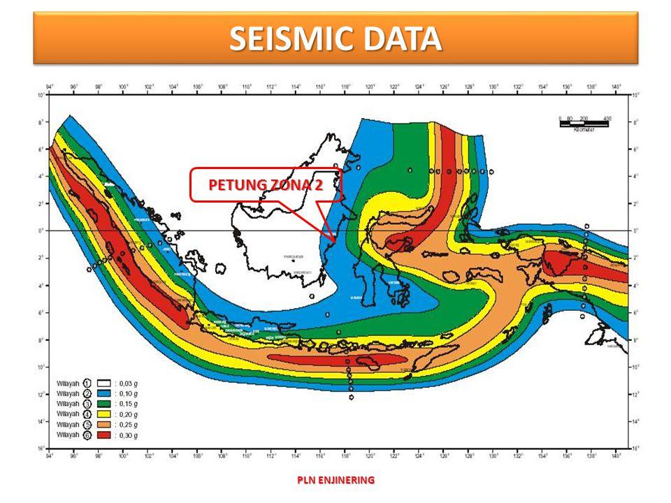 SEISMIC DATA PETUNG ZONA 2 PLN ENJINERING