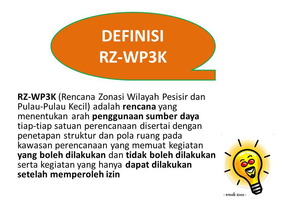 DEFINISI RZ-WP3K.