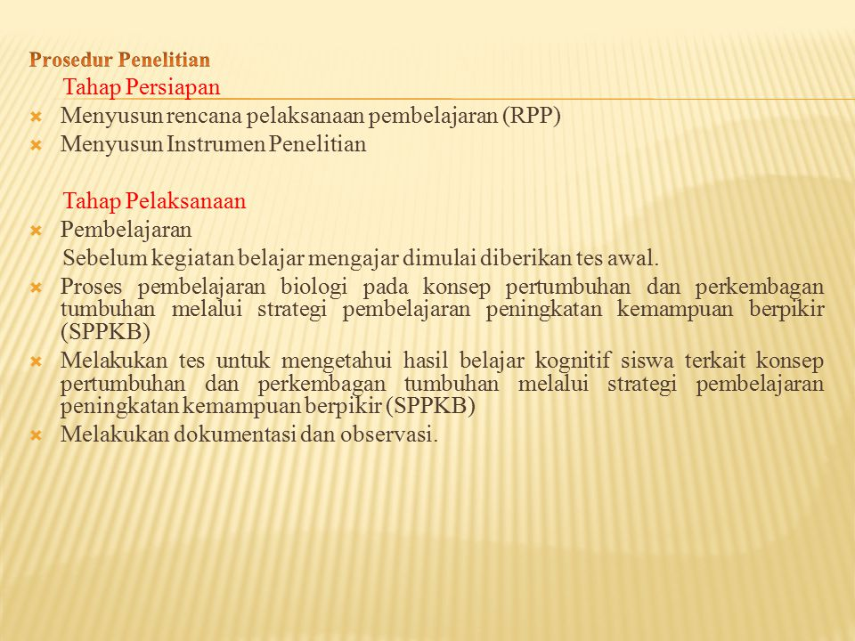 Menyusun rencana pelaksanaan pembelajaran (RPP)