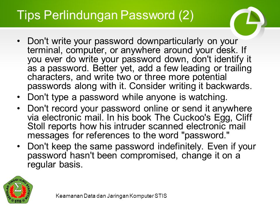 Tips Perlindungan Password (2)