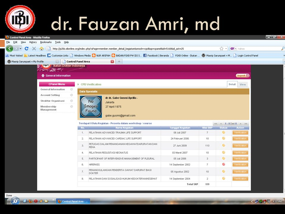 dr. Fauzan Amri, md