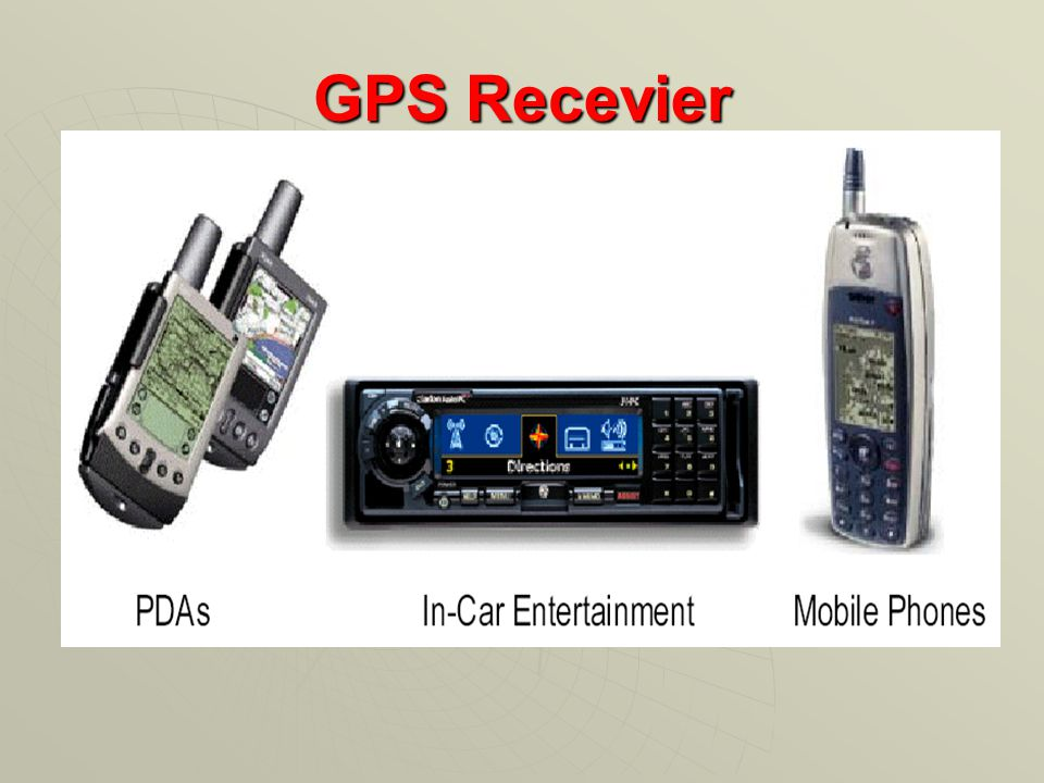 GPS Recevier
