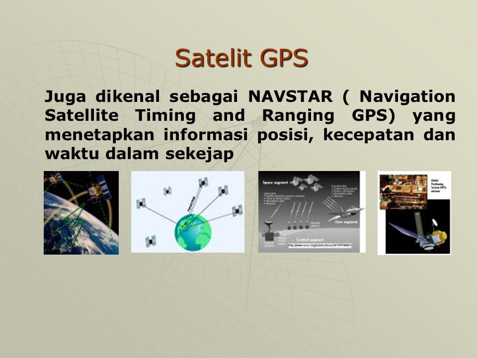 Satelit GPS