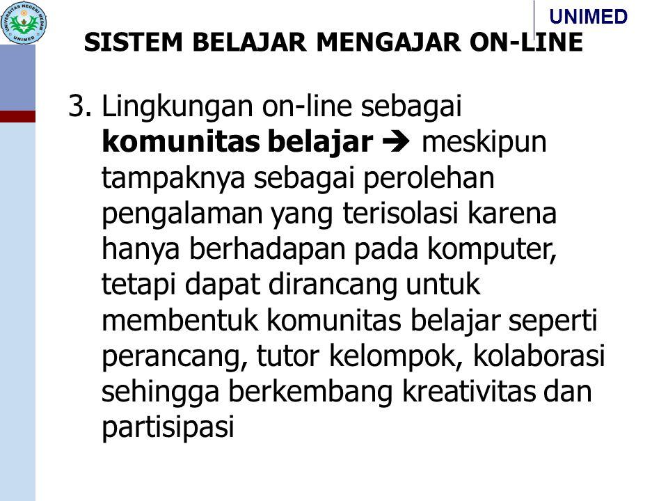 SISTEM BELAJAR MENGAJAR ON-LINE