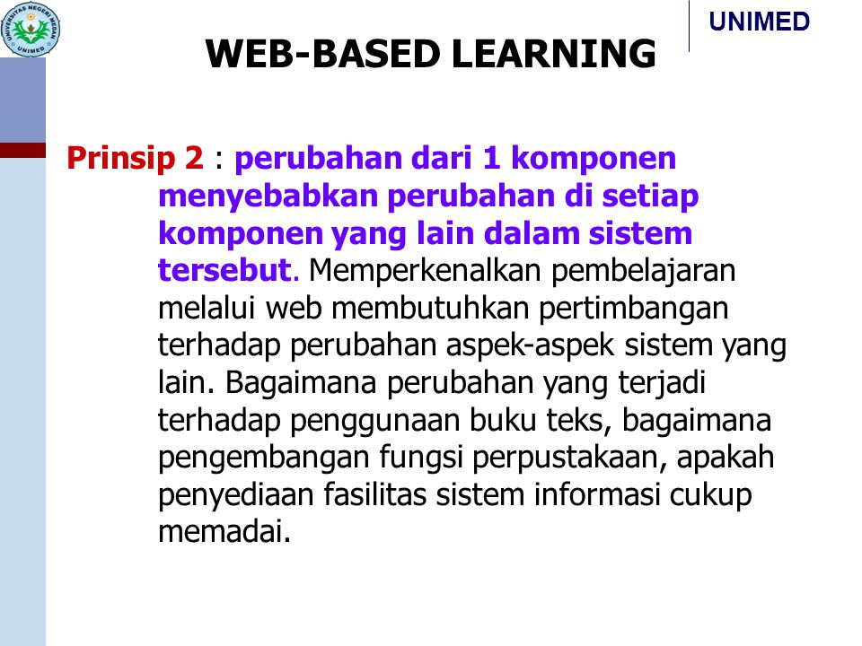 WEB-BASED LEARNING