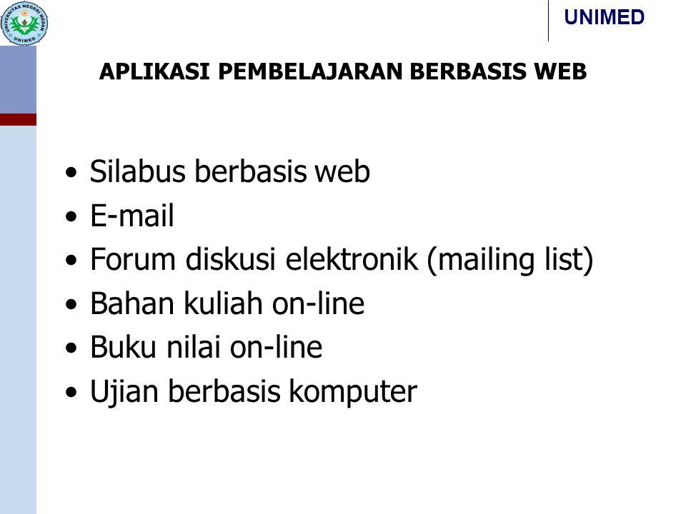 APLIKASI PEMBELAJARAN BERBASIS WEB