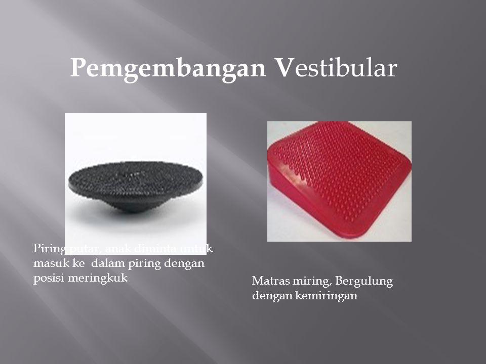 Pemgembangan Vestibular