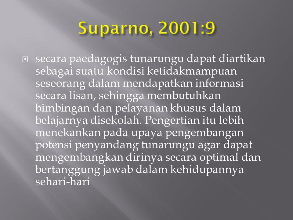 Suparno, 2001:9