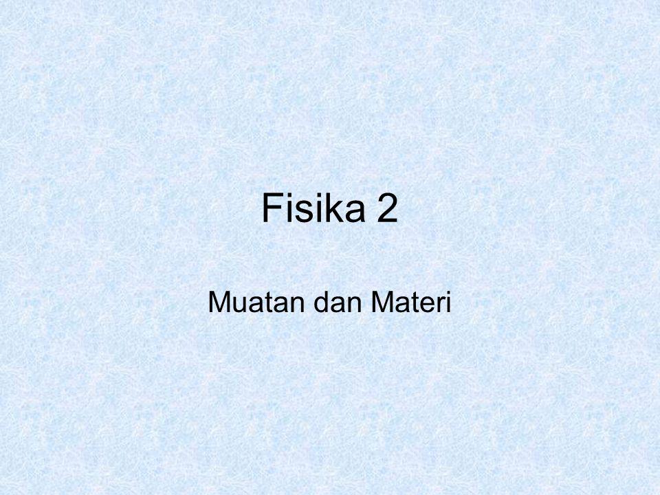 Fisika 2 Muatan dan Materi