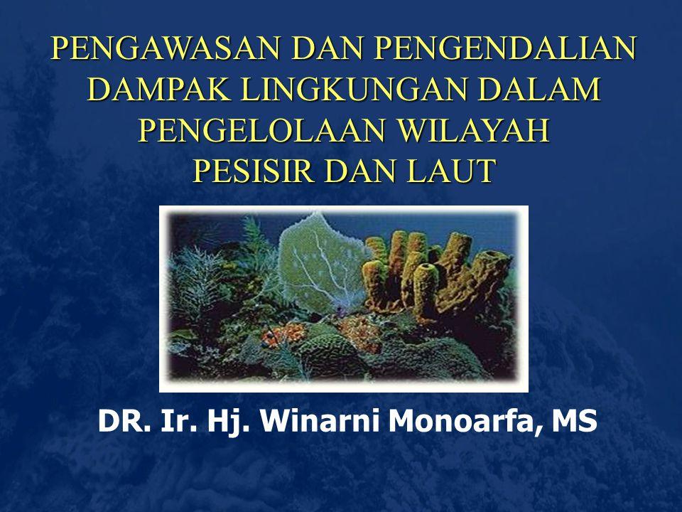 DR. Ir. Hj. Winarni Monoarfa, MS