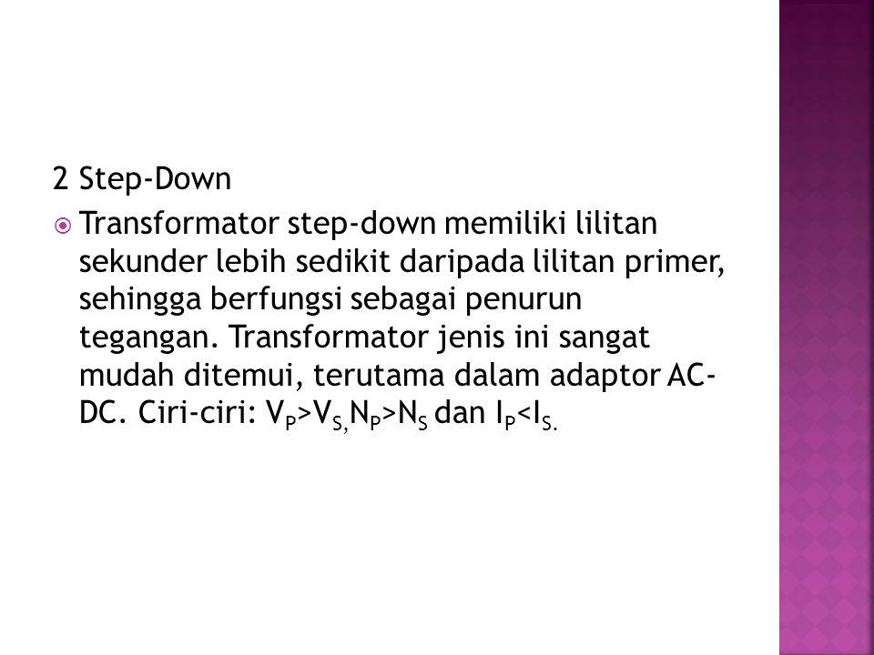 2 Step-Down