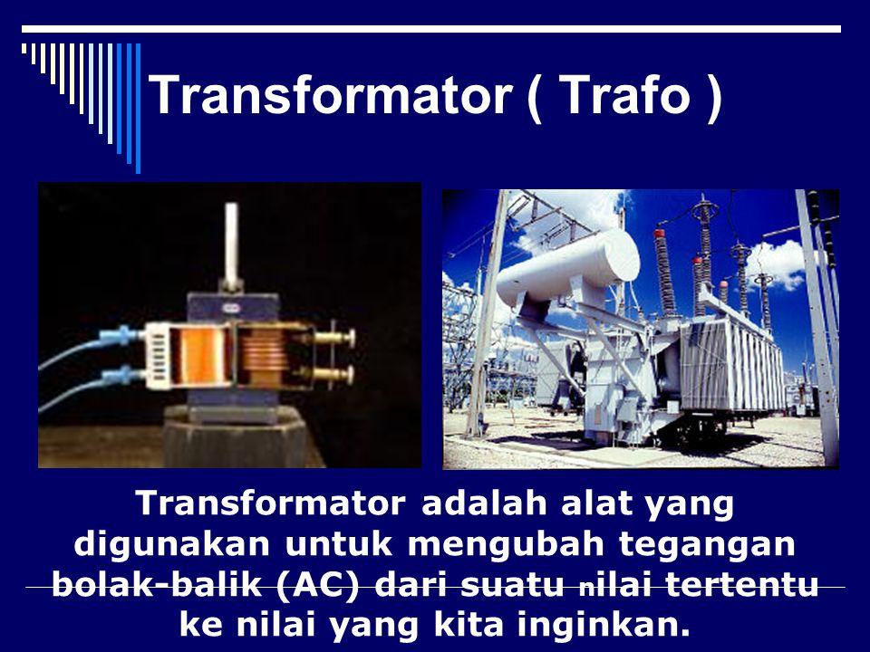 Transformator ( Trafo )
