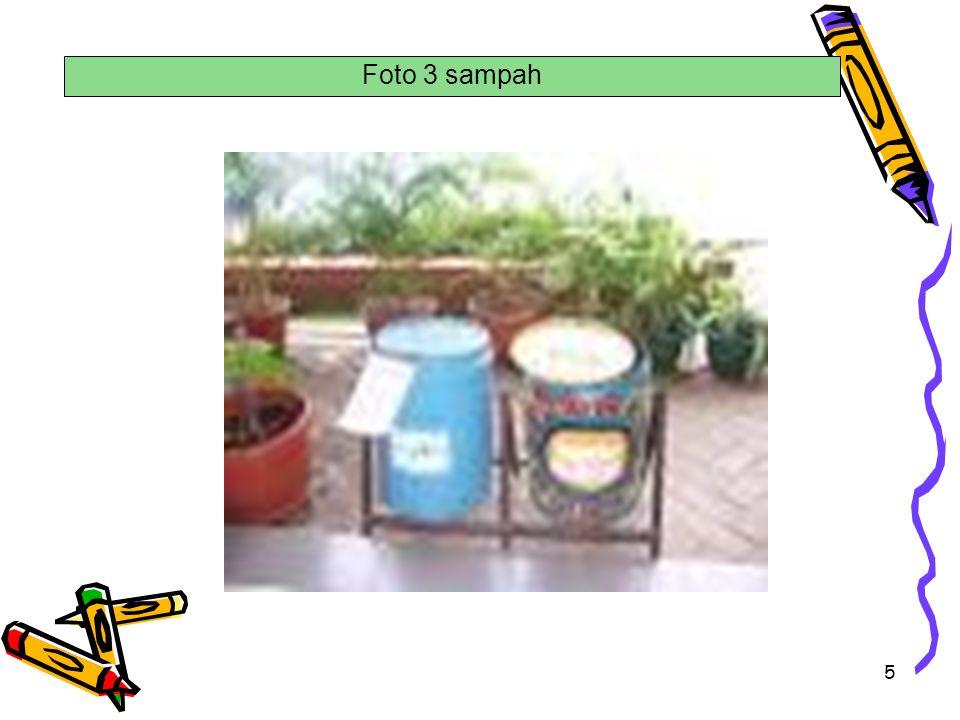 Foto 3 sampah