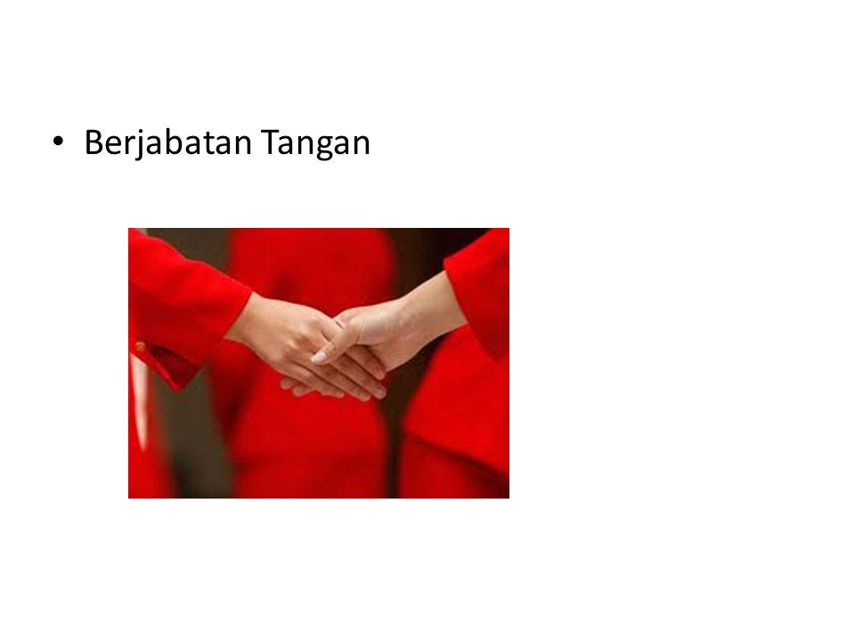 Berjabatan Tangan