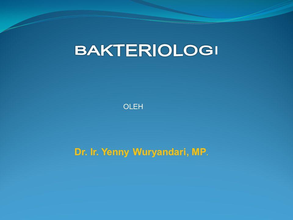 Dr. Ir. Yenny Wuryandari, MP.