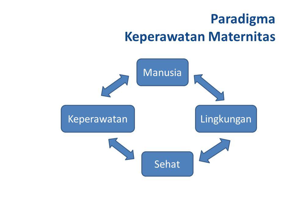 Paradigma Keperawatan Maternitas
