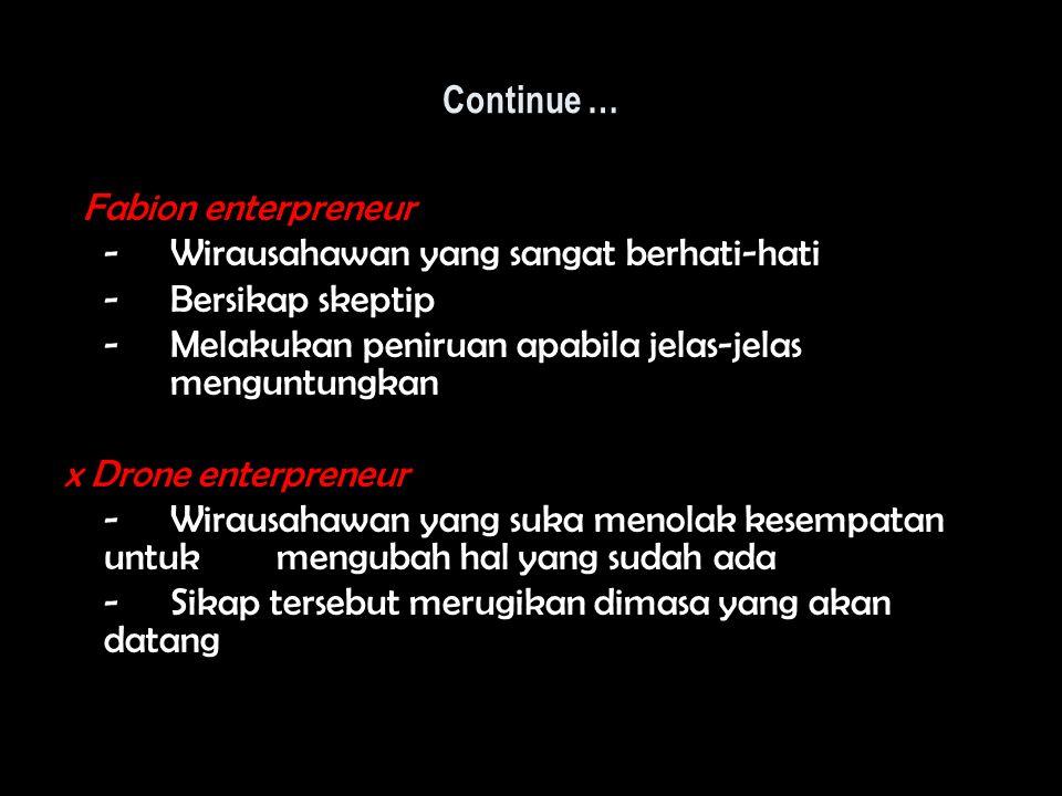 Continue …