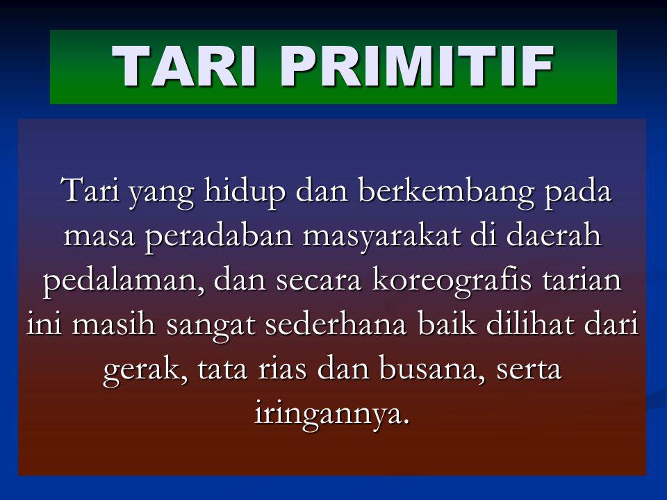 TARI PRIMITIF