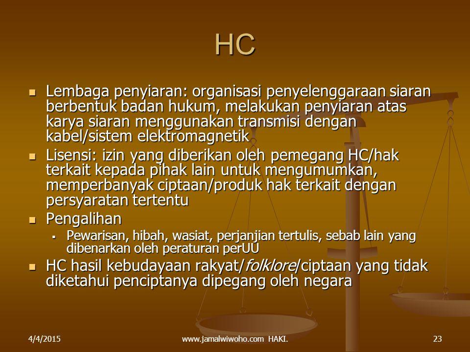 www.jamalwiwoho.com HAKI.