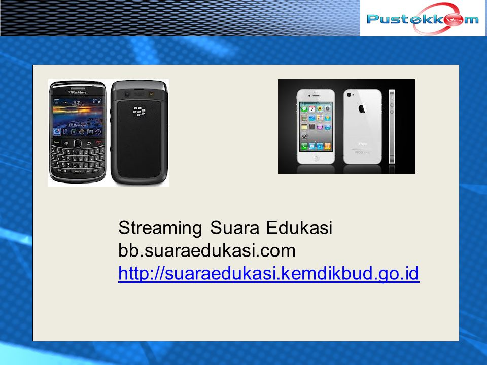 Streaming Suara Edukasi