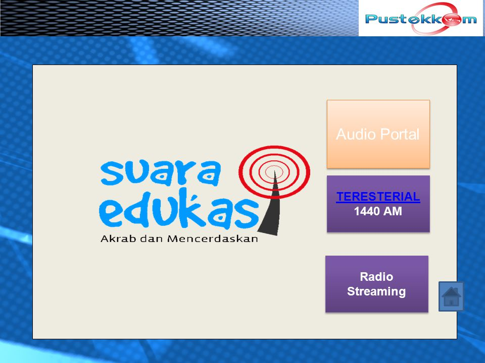 Audio Portal TERESTERIAL 1440 AM Radio Streaming