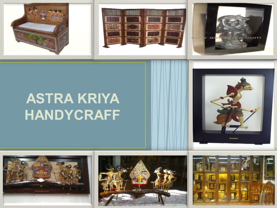 ASTRA KRIYA HANDYCRAFF