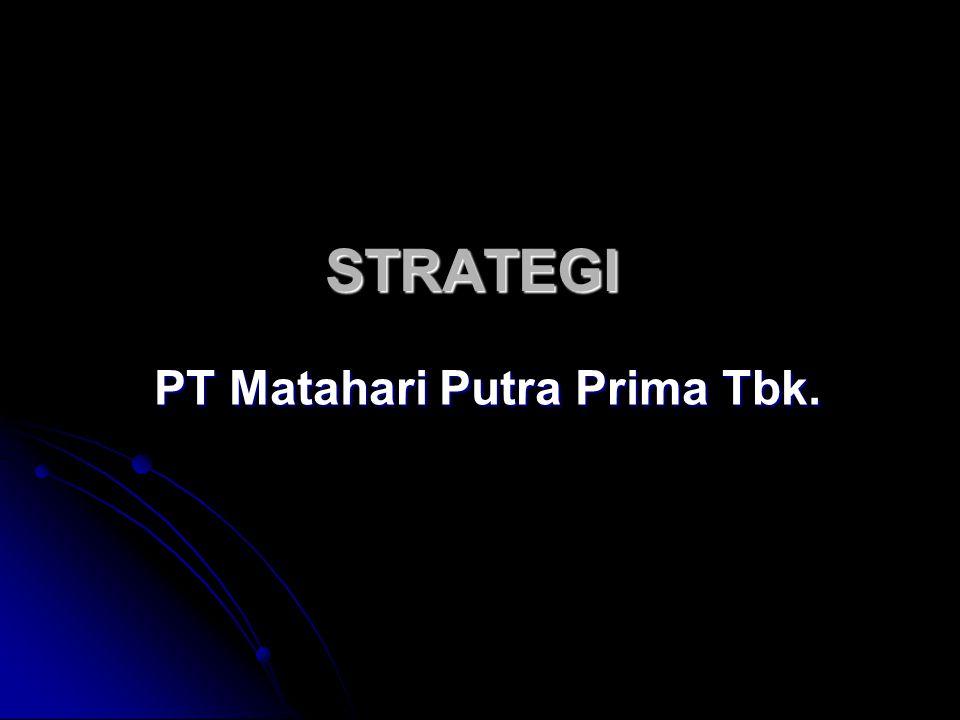 PT Matahari Putra Prima Tbk.